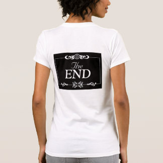 The End Silent Movie T-Shirt