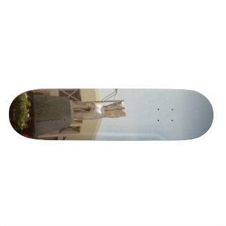 The End Skateboard Deck