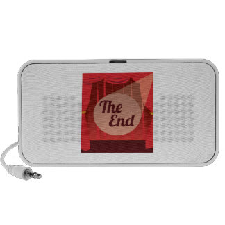 The End Notebook Speakers