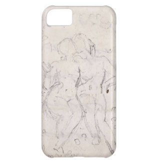 The Endearments of Adam and Eve by William Blake iPhone 5C Covers