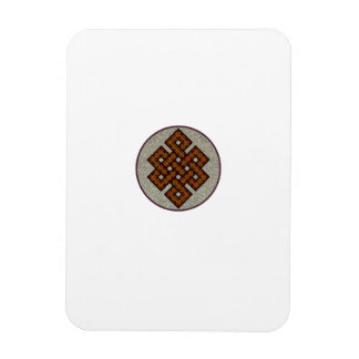 The Endless Knot Magnet