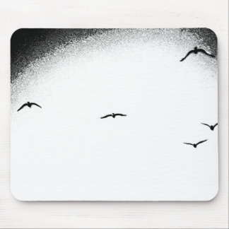 The Endless Sky Mouse Pad