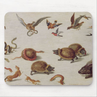 The Enemies of Snakes Mouse Pad