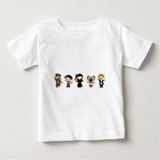 The Enemies of the Ninja Baby T-Shirt