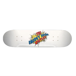 The Energy Drink Outlet - skateboard