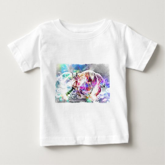 The Energy of Dance! Baby T-Shirt