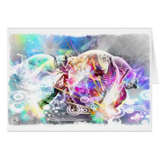 The Energy of Dance! Card