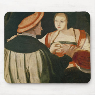 The Engagement Mouse Pad