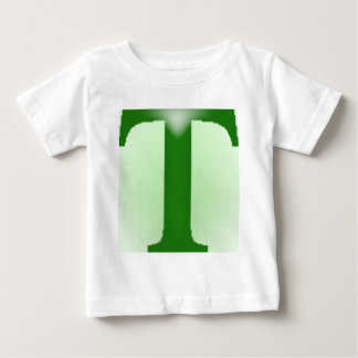 "The English American Letter ""T"" Baby T-Shirt"