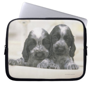 The English Cocker Spaniel is a breed of dog. It Laptop Sleeve