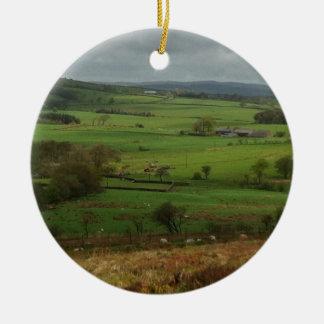 The English Countryside Ceramic Ornament