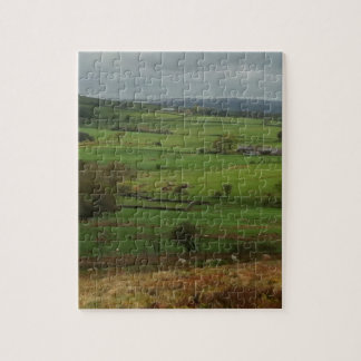 The English Countryside Jigsaw Puzzle