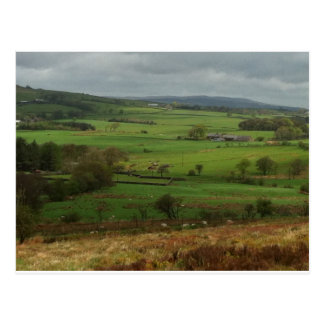 The English Countryside Postcard