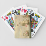 The English Fleet Under Sail Bicycle Playing Cards