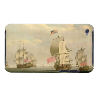The English Fleet Under Sail iPod Touch Case