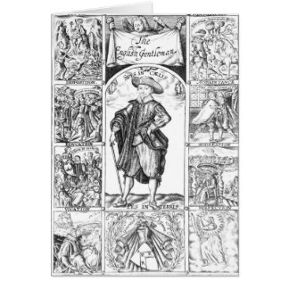 The English Gentleman Card