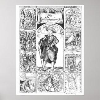The English Gentleman Poster