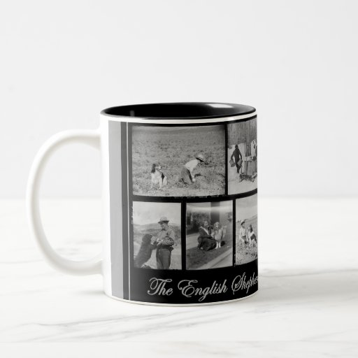 The English Shepherd - America's Farm Dog Mug