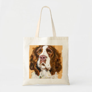 The English Springer Spaniel Tote Bag