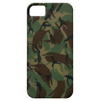 The English troop DPM camouflage iPhone SE/5/5s Case