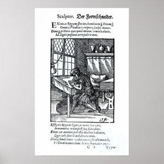 The Engraver, published by Hartman Schopper Print
