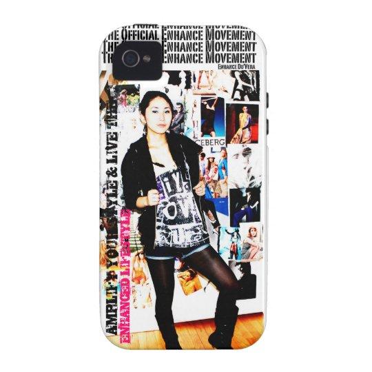The Enhance Movement by Enhance Du'Vera - Zazzle iPhone 4 Case