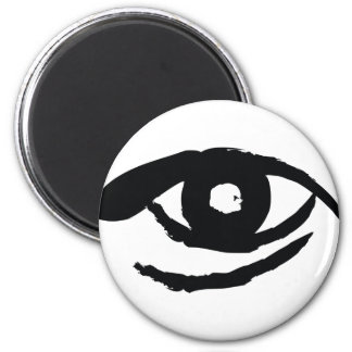 The Enlightened Eye 2 Inch Round Magnet