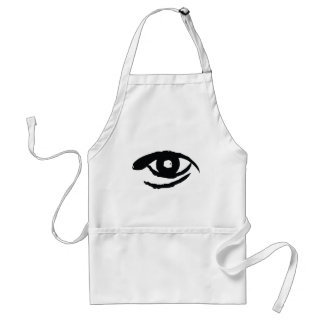 The Enlightened Eye Adult Apron