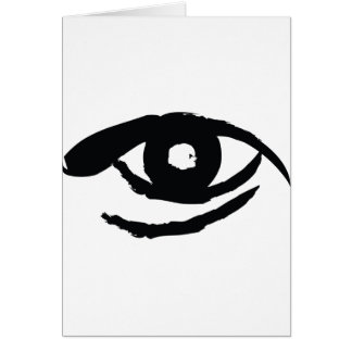 The Enlightened Eye Card