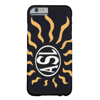 The enlightenment of ASL Barely There iPhone 6 Case