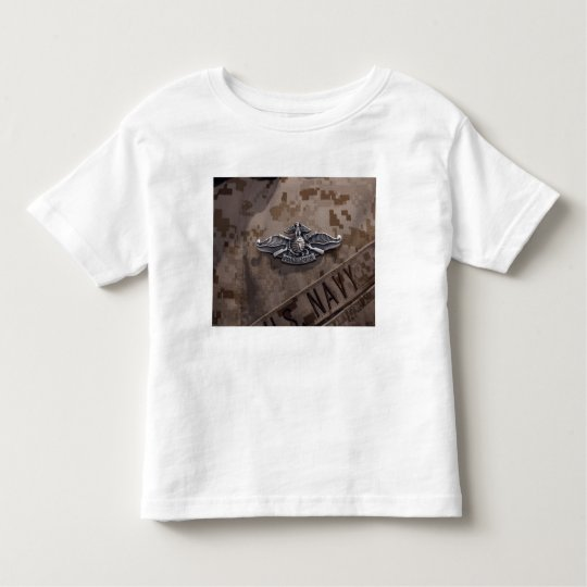 The Enlisted Fleet Marine Force Warfare Toddler T-shirt
