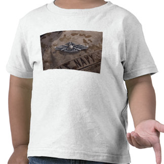 The Enlisted Fleet Marine Force Warfare Shirts