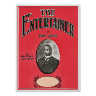 The Entertainer Poster