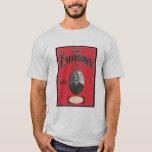The Entertainer Scott Joplin Vintage Songbook Cove T-Shirt