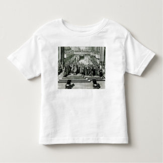 The Enthroning of King James II and Queen Mary Toddler T-shirt