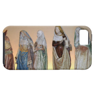 The Entombment, 1490 (painted stone) (detail) 3 iPhone SE/5/5s Case