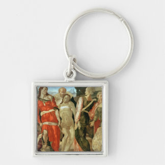 The Entombment 2 Keychain