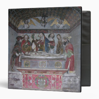 The Entombment, c.1523 (painted stone) Binder