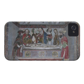The Entombment, c.1523 (painted stone) iPhone 4 Cover