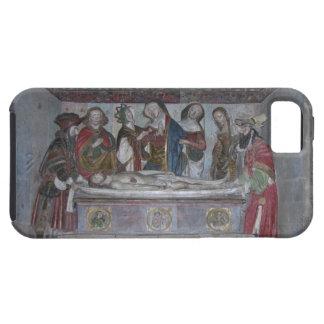 The Entombment, c.1523 (painted stone) iPhone SE/5/5s Case