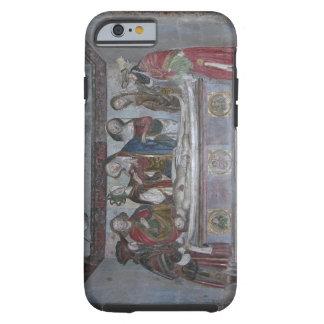 The Entombment, c.1523 (painted stone) Tough iPhone 6 Case