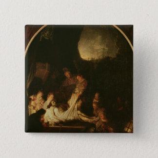 The Entombment, c.1639 Button