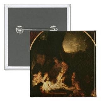 The Entombment, c.1639 Pins