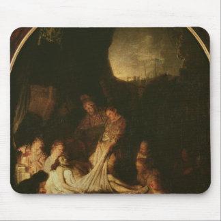 The Entombment, c.1639 Mouse Pad