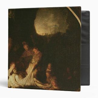 The Entombment, c.1639 Vinyl Binder