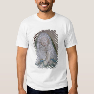 The Entombment, detail of a female saint praying, T-Shirt
