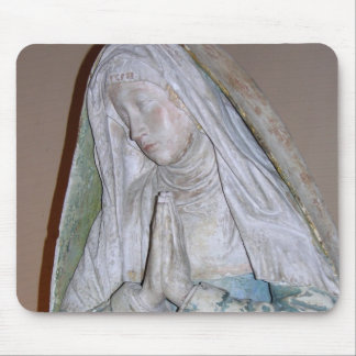 The Entombment, detail of one of the Holy Women, 1 Mouse Pad