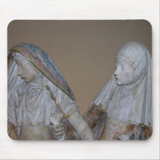 The Entombment, detail of two of the Holy Women, 1 Mouse Pad