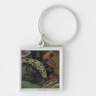 The Entombment Keychain