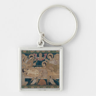 The Entombment, Moscow School, 1678 Keychain